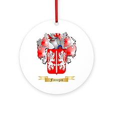 Finnegan Ornament (Round)