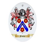 Finley Ornament (Oval)