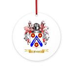 Finley Ornament (Round)