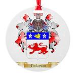 Finlayson Round Ornament