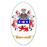 Finlayson Sticker (Oval 50 pk)