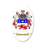 Finlayson 20x12 Oval Wall Decal