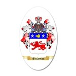 Finlayson 35x21 Oval Wall Decal