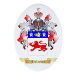 Finlayson Ornament (Oval)