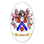 Finlay Sticker (Oval 10 pk)