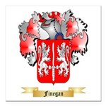 Finegan Square Car Magnet 3