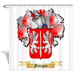 Finegan Shower Curtain