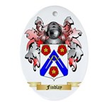 Findlay Ornament (Oval)