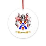 Findlay Ornament (Round)