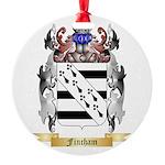 Fincham Round Ornament