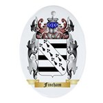 Fincham Ornament (Oval)