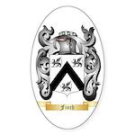 Finch Sticker (Oval 50 pk)