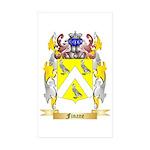 Finane Sticker (Rectangle 50 pk)