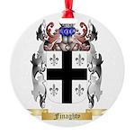 Finaghty Round Ornament