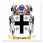 Finaghty Square Car Magnet 3