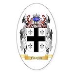 Finaghty Sticker (Oval)