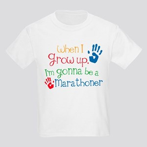 Future Marathoner Kids Light T-Shirt