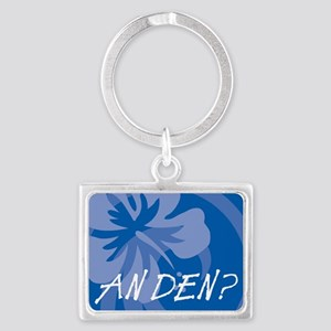 An Den? Landscape Keychain