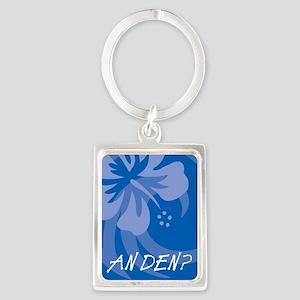 An Den? Portrait Keychain