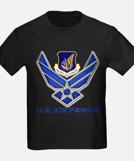 US Pacific Air Force T