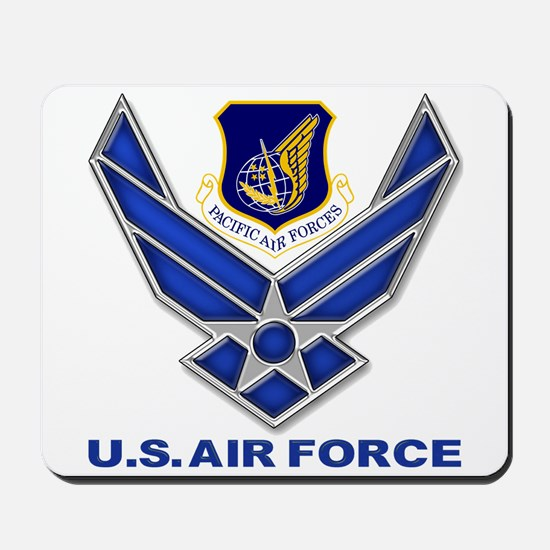US Pacific Air Force Mousepad