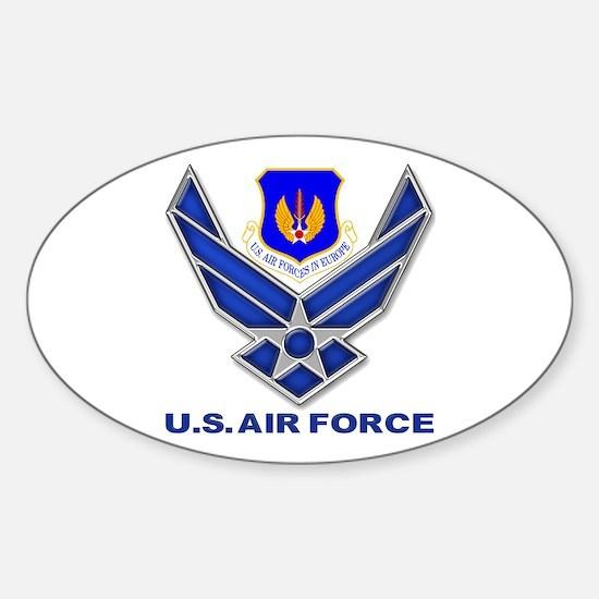 USAFE Sticker (Oval)