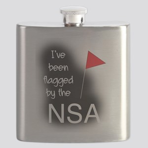 Ive Been Flagged by the NSA Flask