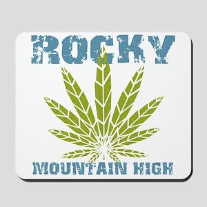 Rocky Mountain High Mousepad