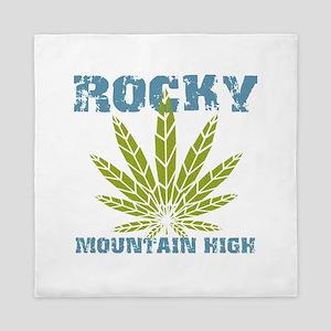 Rocky Mountain High Queen Duvet