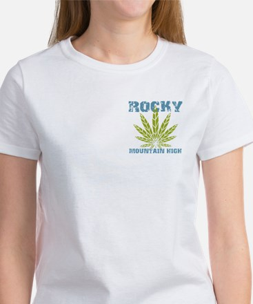 Rocky Mountain High Women's T-Shirt