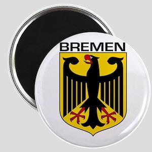 Bremen, Germany Magnet