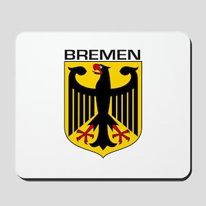 Bremen, Germany Mousepad