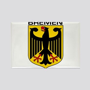 Bremen, Germany Rectangle Magnet