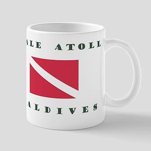 Male Atoll Maldives Dive Mugs