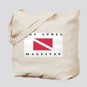Ari Atoll Maldives Dive Tote Bag