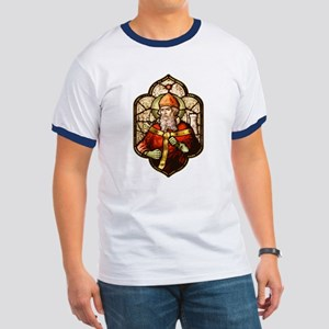 Stained Patrick II Ringer T