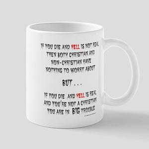IF YOU DIE Mug