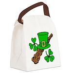 Liftarn - Hat - Shillelagh Canvas Lunch Bag