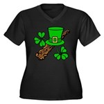 Liftarn - Hat - Shillelagh Plus Size T-Shirt