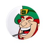 Laughing Leprechaun with Pipe 3.5