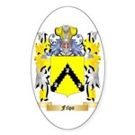 Filpo Sticker (Oval 10 pk)
