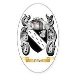 Fillpot Sticker (Oval 10 pk)