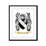 Fillpot Framed Panel Print