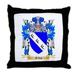Fillis Throw Pillow