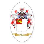 Fillery Sticker (Oval)