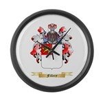 Fillery Large Wall Clock