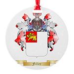 Filler Round Ornament