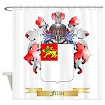 Fillar Shower Curtain