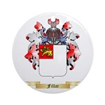 Fillar Ornament (Round)