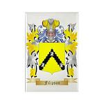 Filipson Rectangle Magnet (10 pack)